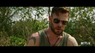 The Trailer For Chris Hemsworth S New Netflix Film Is Epic